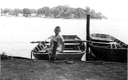 Buckeye Lake 1953 - 923 Maple Ave.
